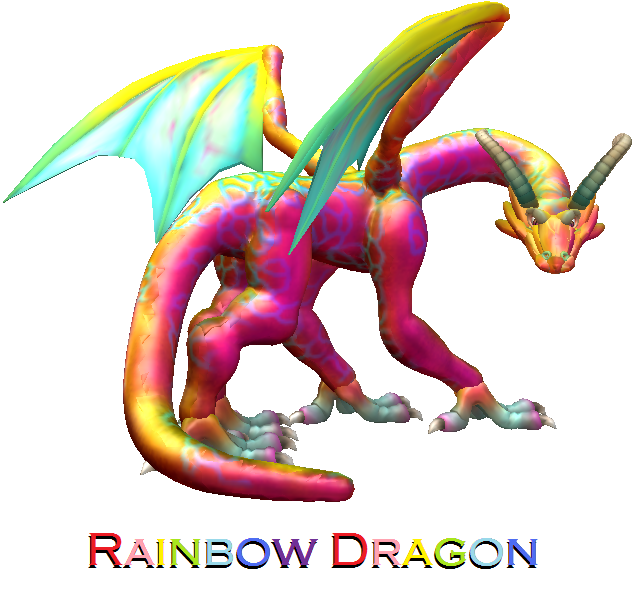 Show us your latest creation. - Page 8 RainbowDragon