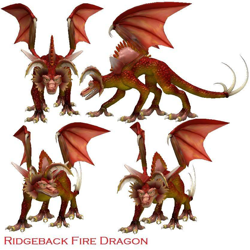 Show us your latest creation. - Page 7 RidgebackFireDragon