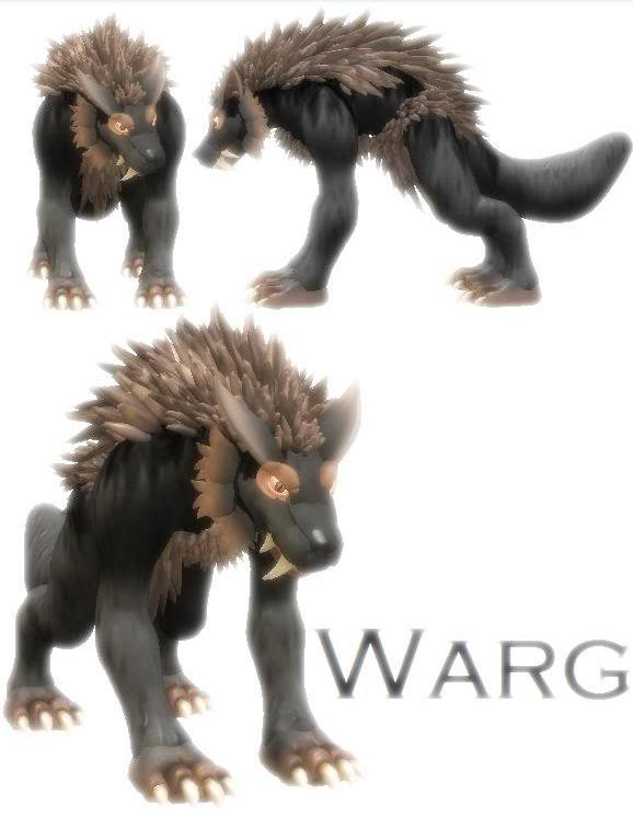 Show us your latest creation. - Page 8 Warg-1