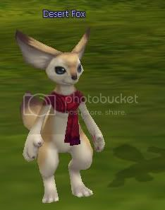 I HOPE WE HAVE THIS LOOTER PETS ( 4 NEW PICK UP PETS ) DesertFox