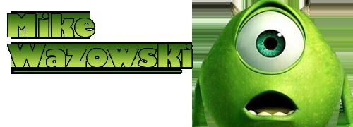 Mike Wazowski Selling List Wazowski