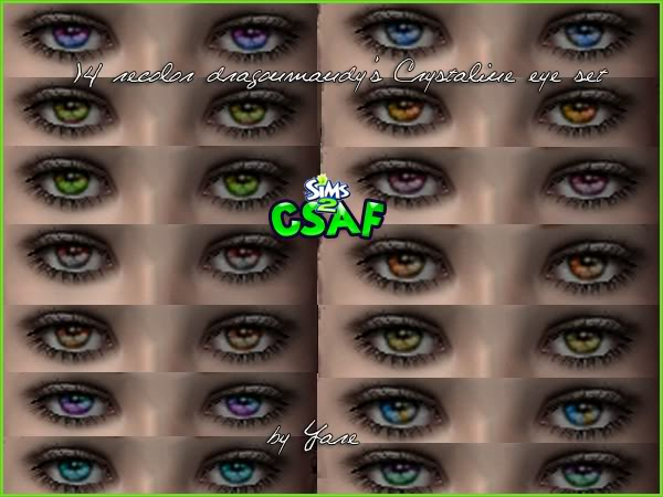 :: Updates Simmers 14/11/2010 ::  DRAGONMANDYRECOLORSEYES