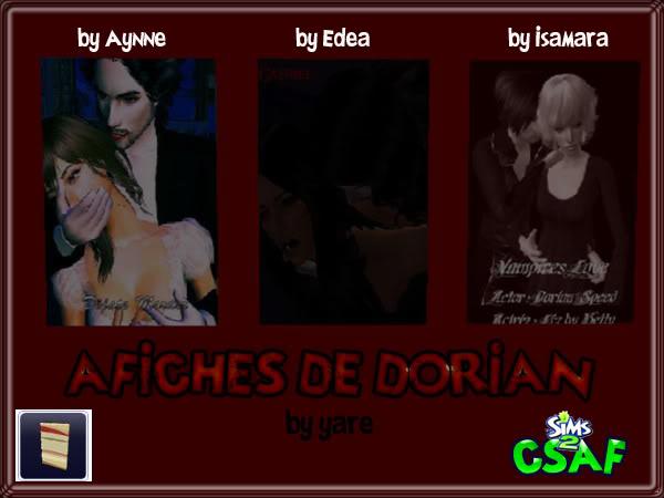 ::Decoración - Objetos:: SET DE 9 AFICHES by YARE CUADROS1