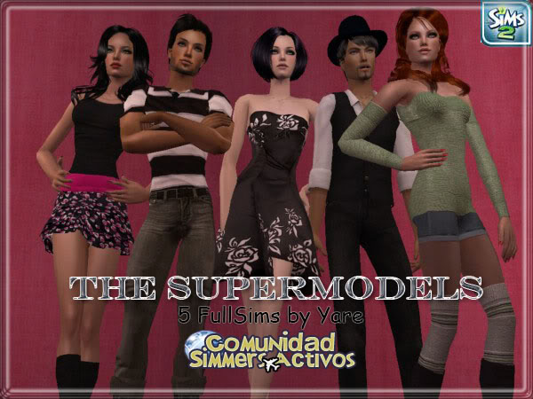 :: Comunidad Simmers Activos :: CSAF :: Fullsims_by_yare