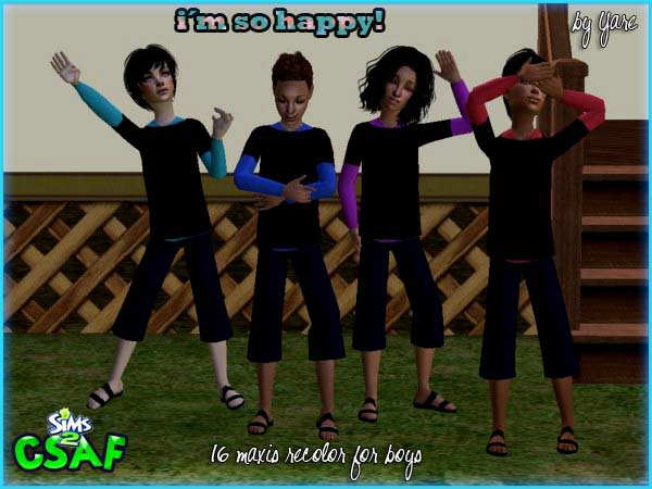 :: Updates Simmers 10/11/2010 ::  Iamhappy02