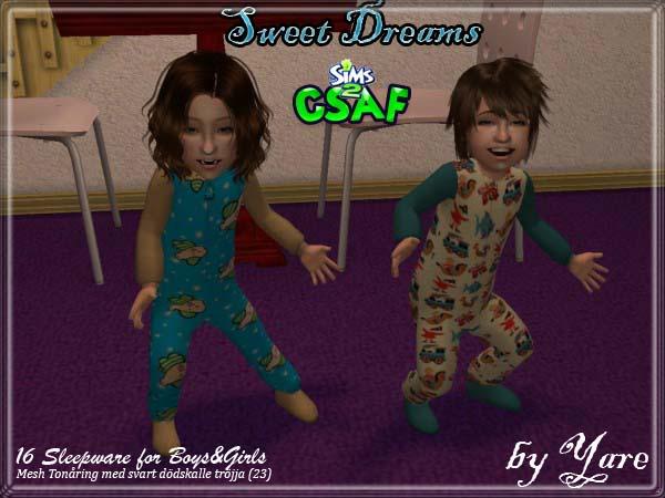 :: CSAF :: COMUNIDAD SIMMERS ACTIVOS :: Sweetdreams1