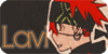 D.Gray-man FC Lavi