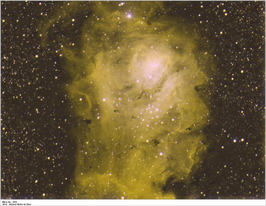 Nebulosa da Lagoa M 8 Messier%208%20in%20narrowband