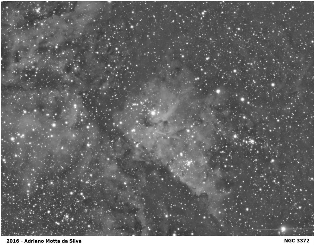 Nebulosa Eta Carinae - NGC332 NGC%203372