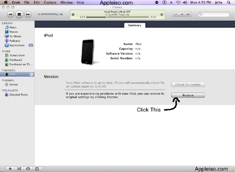 jailbreak 3.1.3 all models including iPad!! Step1-1
