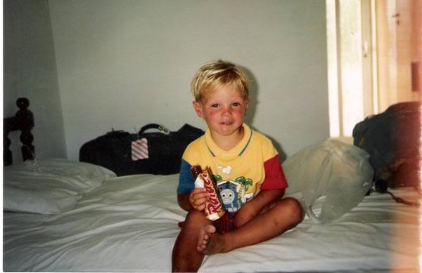 Little Dougie Poynter