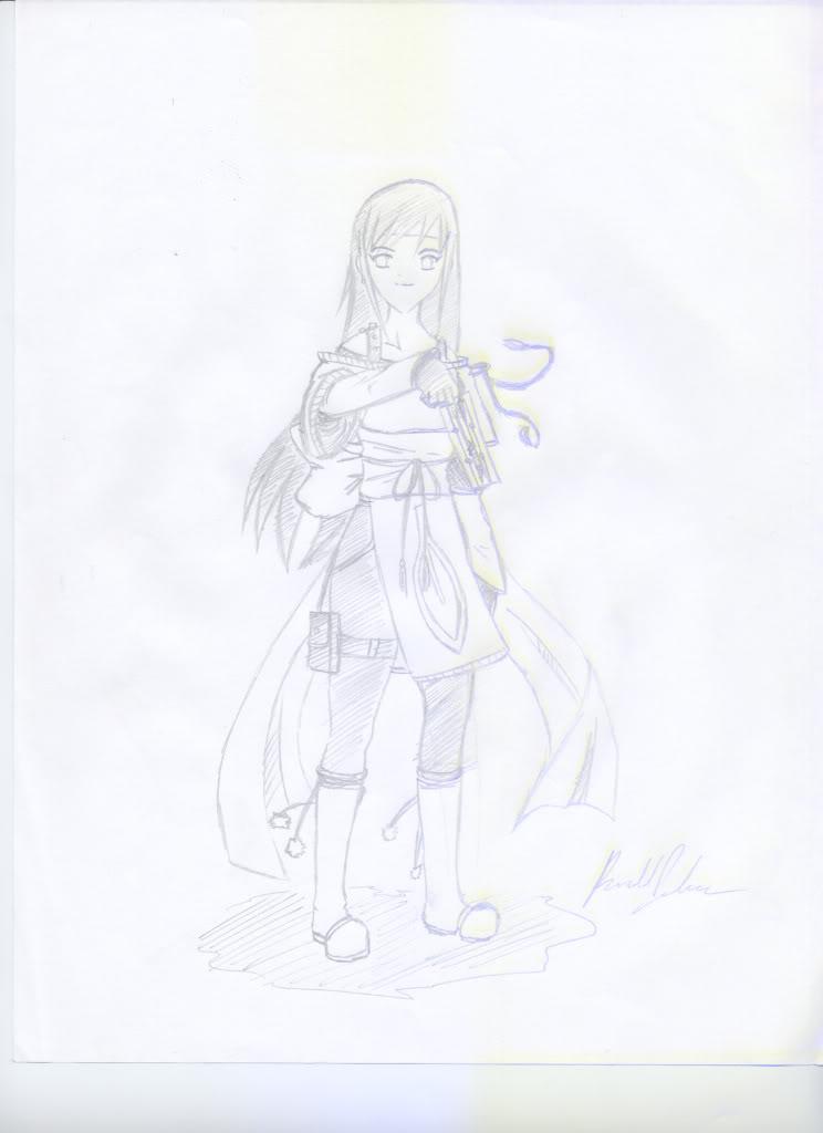 Reven's Art Rinoshicard