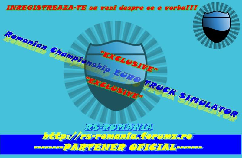 ROMANIAN CHAMPIONSHIP :EURO TRUCK SIMULATOR