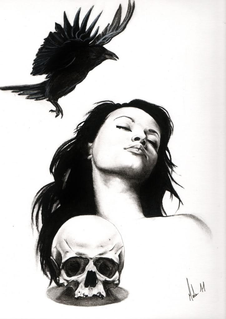 Les dessins de Mel à la pierre noire Img041