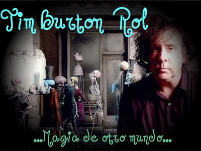 Tim Burton Rol