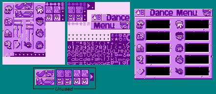 Unused Shantae Sprites ShantaeDanceMenu_zps99001b94