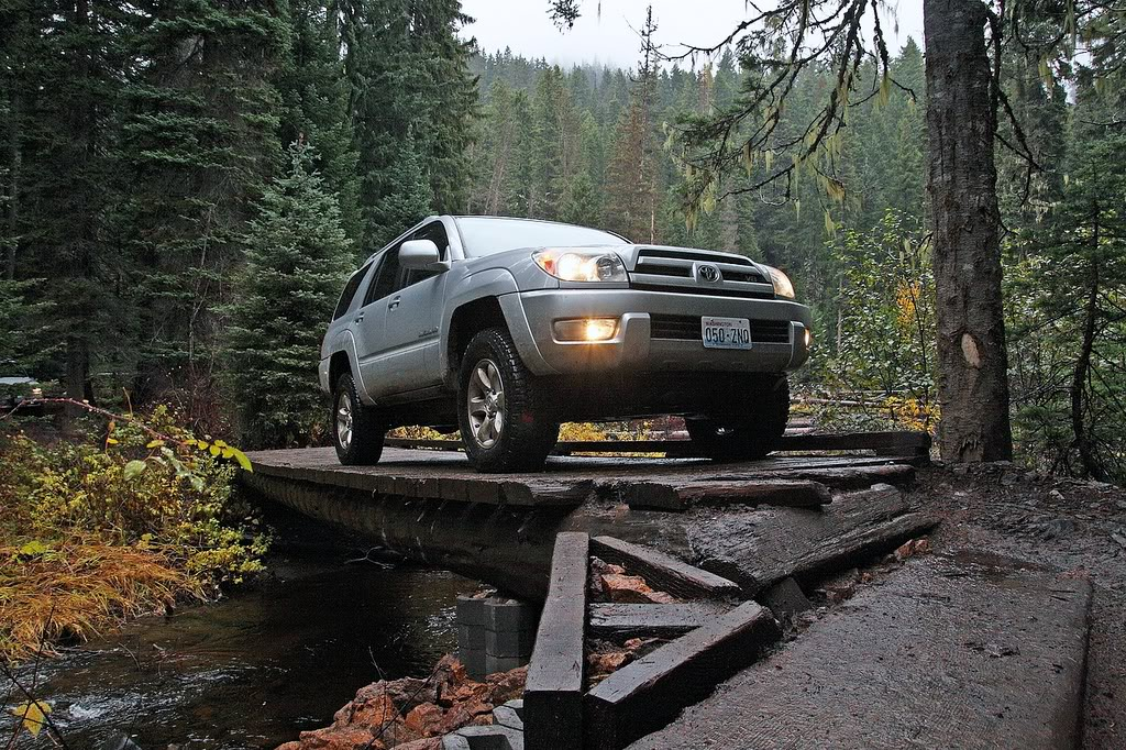 Chad with a 2004 4runner 5132301732_82f239f948_b
