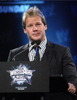 WWF Hall of Fame 2020. Chris-Jericho2