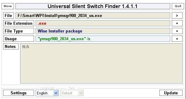 ما هو Silent Install