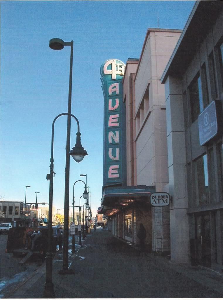 4th Avenue Theatre 4thAvenue
