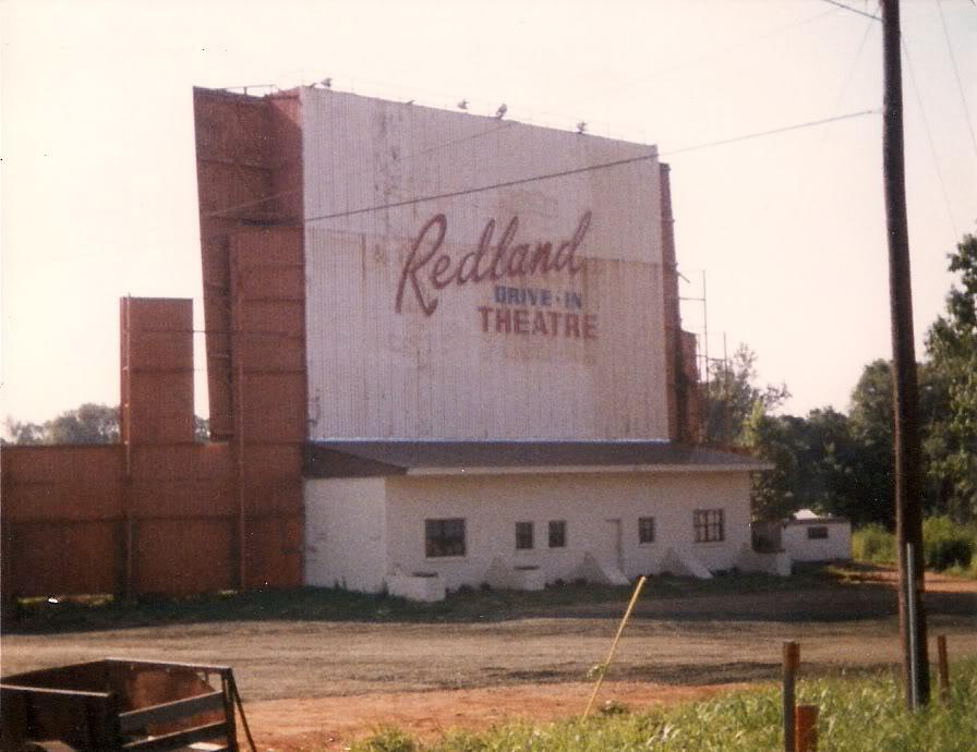 Nice Old Drive Ins RedlandLufkin