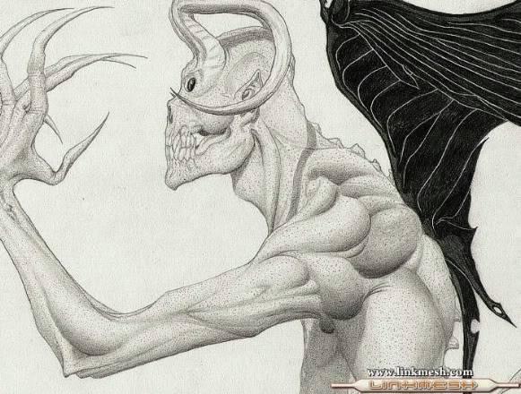 Imagenes Demoniacas Demonio_alas
