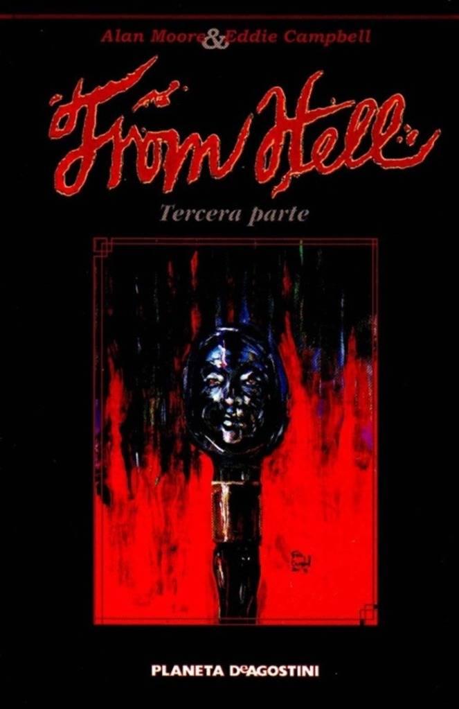 Comics De Jack El Destripador:Desde El Infierno (From Hell) Novela Grafica Alan Moore DBB