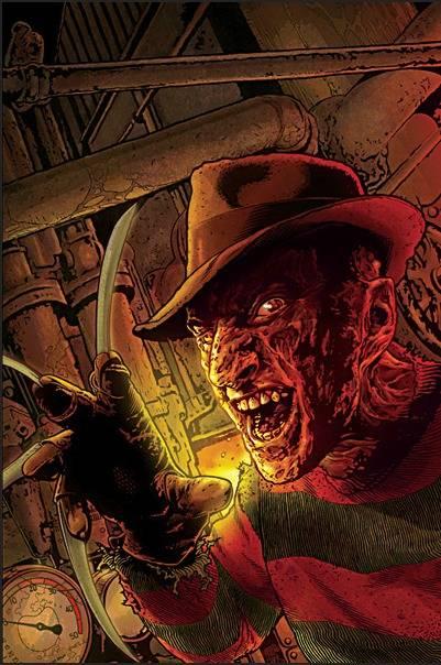 Tema Oficial:Freddy Krueger Comic1
