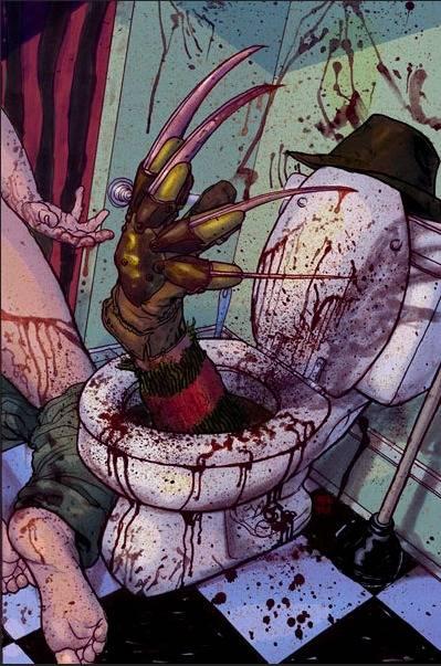 Tema Oficial:Freddy Krueger Comic3
