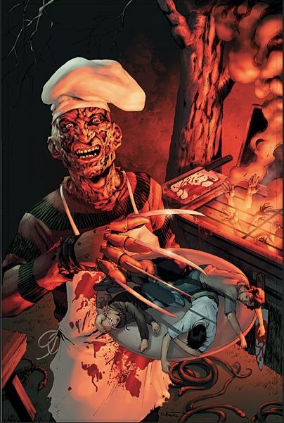 Tema Oficial:Freddy Krueger Comic6