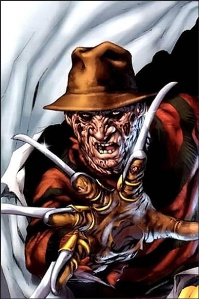 Tema Oficial:Freddy Krueger Comic7