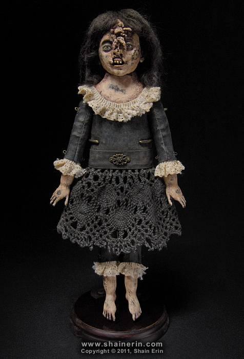 Freak:El Macabro Arte De Shain Erin S13