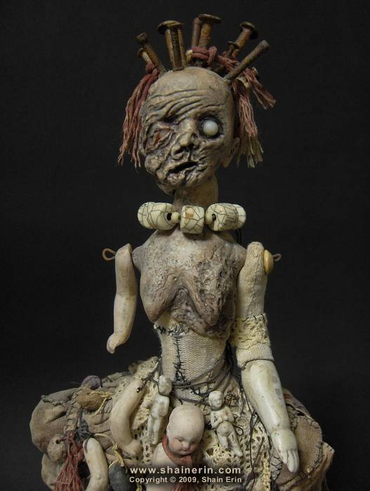 Freak:El Macabro Arte De Shain Erin S23