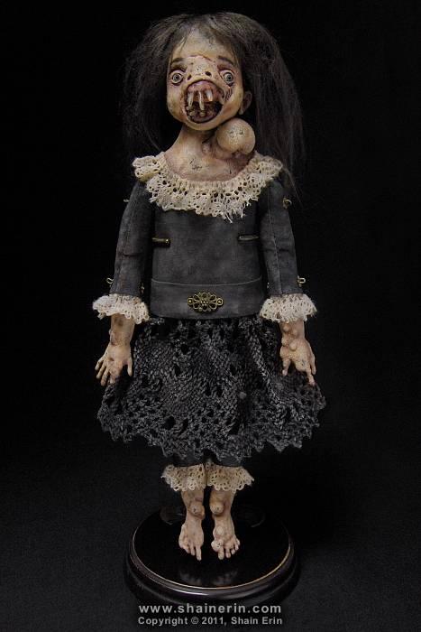 Freak:El Macabro Arte De Shain Erin S26