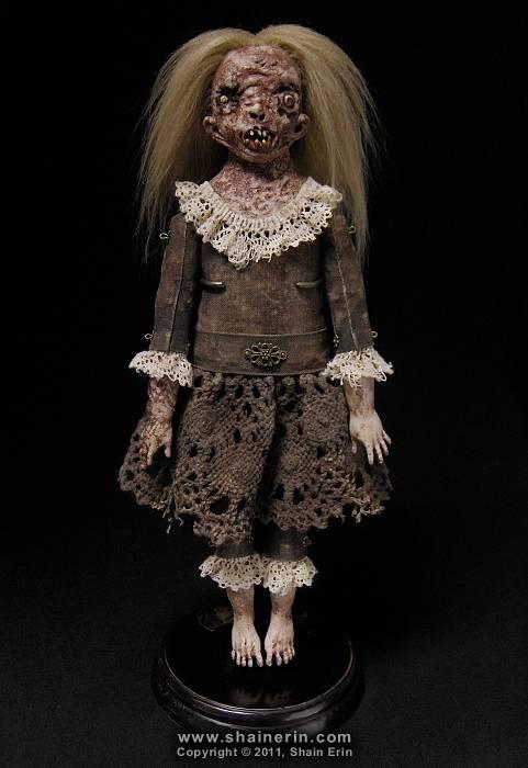 Freak:El Macabro Arte De Shain Erin S27