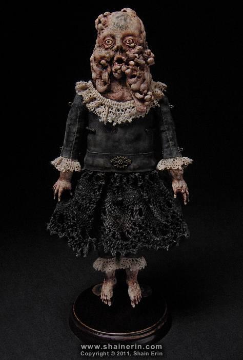 Freak:El Macabro Arte De Shain Erin S28