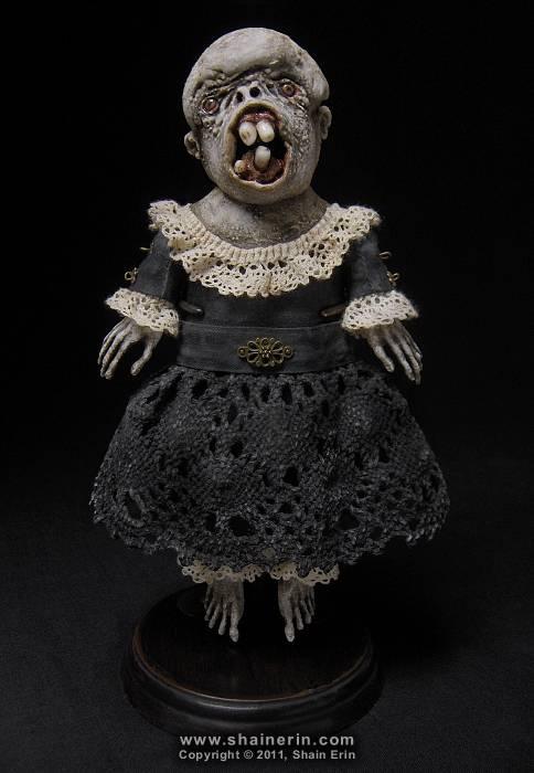 Freak:El Macabro Arte De Shain Erin S30
