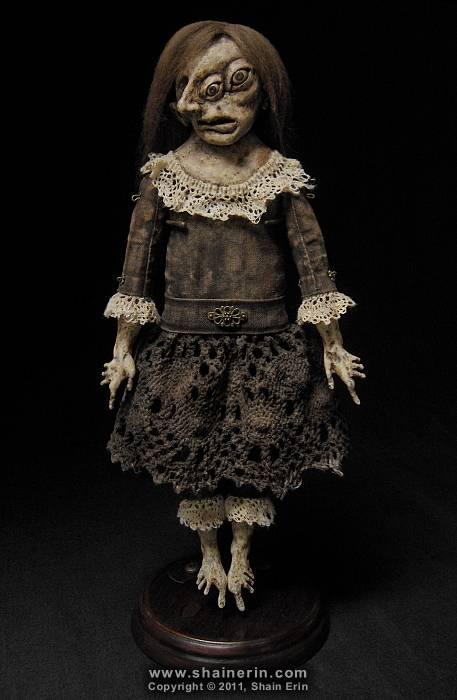 Freak:El Macabro Arte De Shain Erin S31
