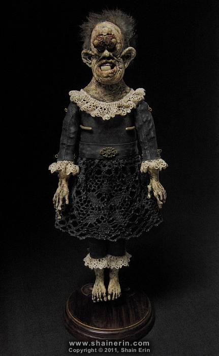 Freak:El Macabro Arte De Shain Erin S32