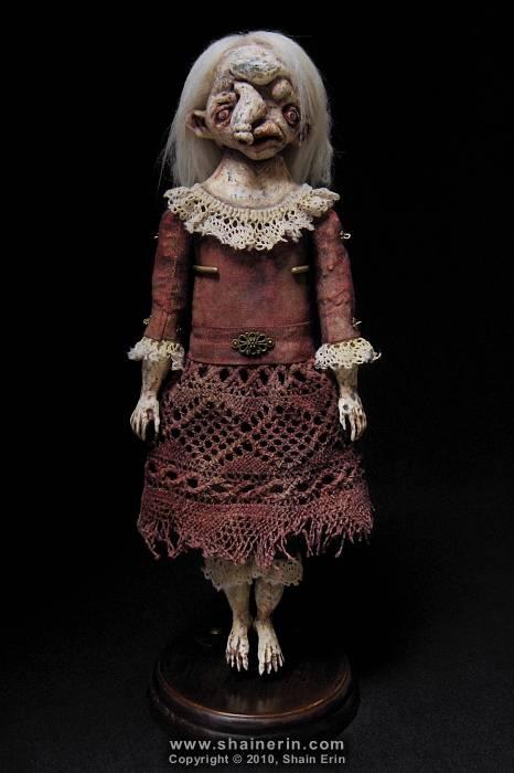 Freak:El Macabro Arte De Shain Erin S33
