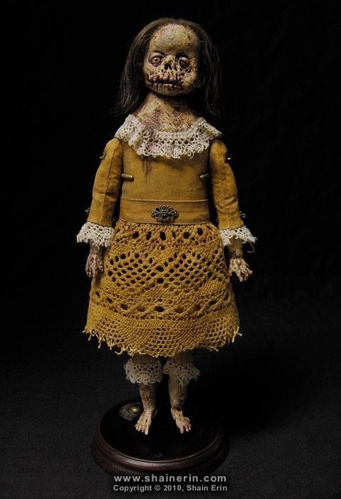 Freak:El Macabro Arte De Shain Erin S35