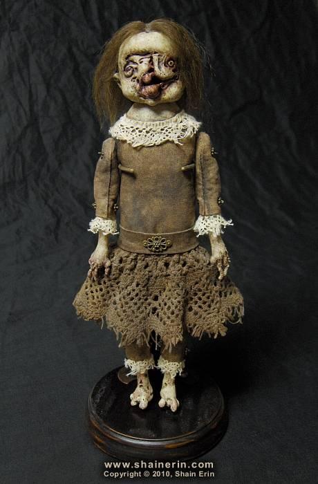 Freak:El Macabro Arte De Shain Erin S38