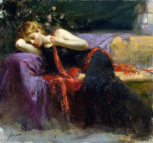 Women in Art Sweet_Dreams