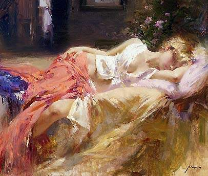 Women in Art Pino-daydream-1