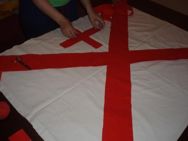 Pendón y banderas almogavares - Página 2 P6221458