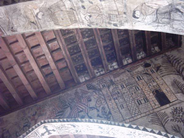 el almogávar del castillo de Alcañiz Alcanizcastillo3