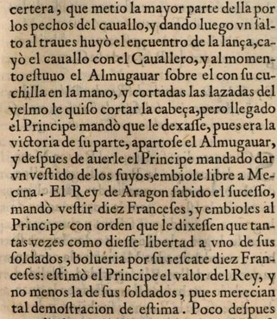 El ALMOGÁVAR del PRÍNCIPE de MOREA Almogavar-desclot-1