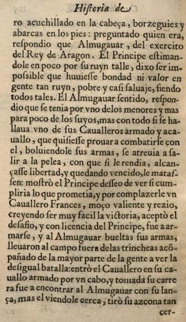 El ALMOGÁVAR del PRÍNCIPE de MOREA Almogavar-desclot-2