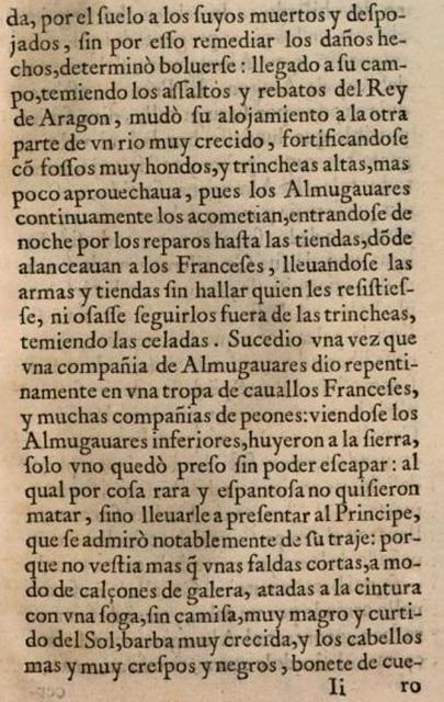 El ALMOGÁVAR del PRÍNCIPE de MOREA Almogavar-desclot-ppal