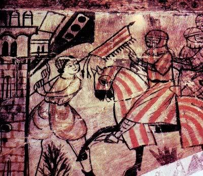 el almogávar del castillo de Alcañiz Almogavaralcaiz